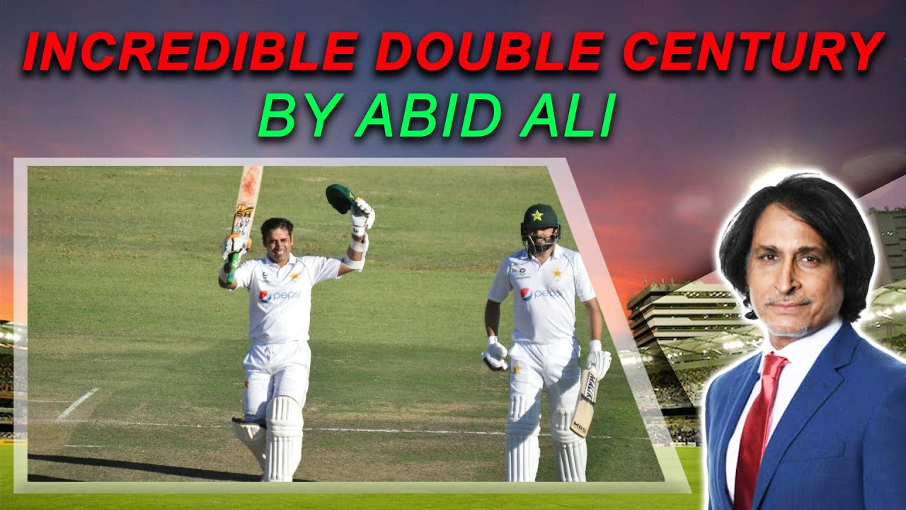 Incredible double century by Abid Ali | Day 2