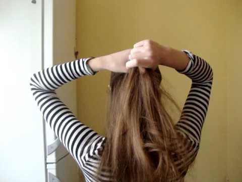 Коса на выворот