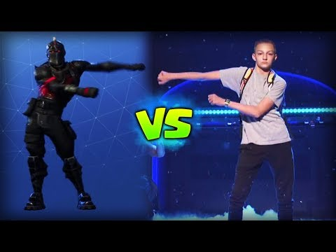 Todos Los Bailes De Fortnite En La Vida Real (Backpack Kid, Electro Shuffle, Etc)