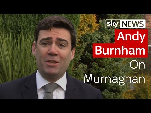 Andy Burnham on Murnaghan