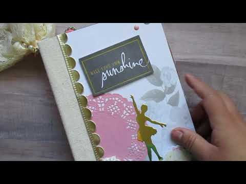 Project Share Flipthrough: Hardcover Travelers Notebook