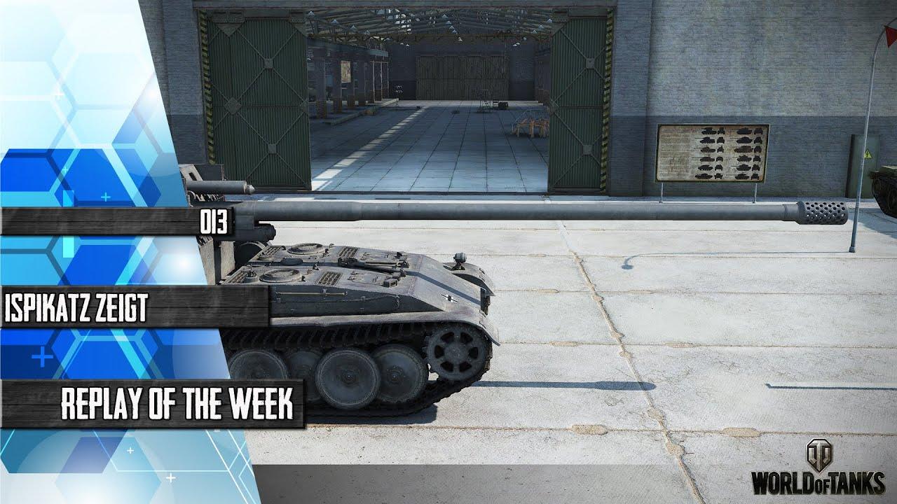 Die Welt der Panzer Panzer Matchmaking
