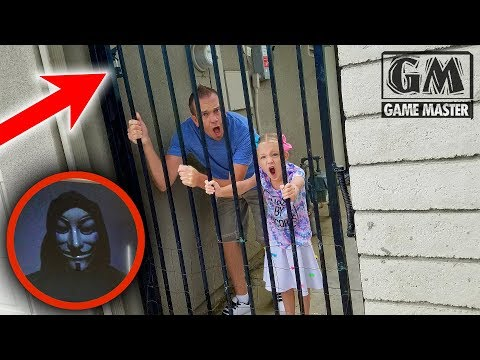 Game Master Deleted Our Videos and Locks Us Up for 24 hours!!