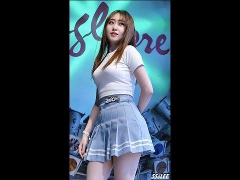 170506 댄스팀 해피니스 (레아, Happiness) - 달링 (걸스데이) @ 동대문 밀리오레 직캠 By SSoLEE