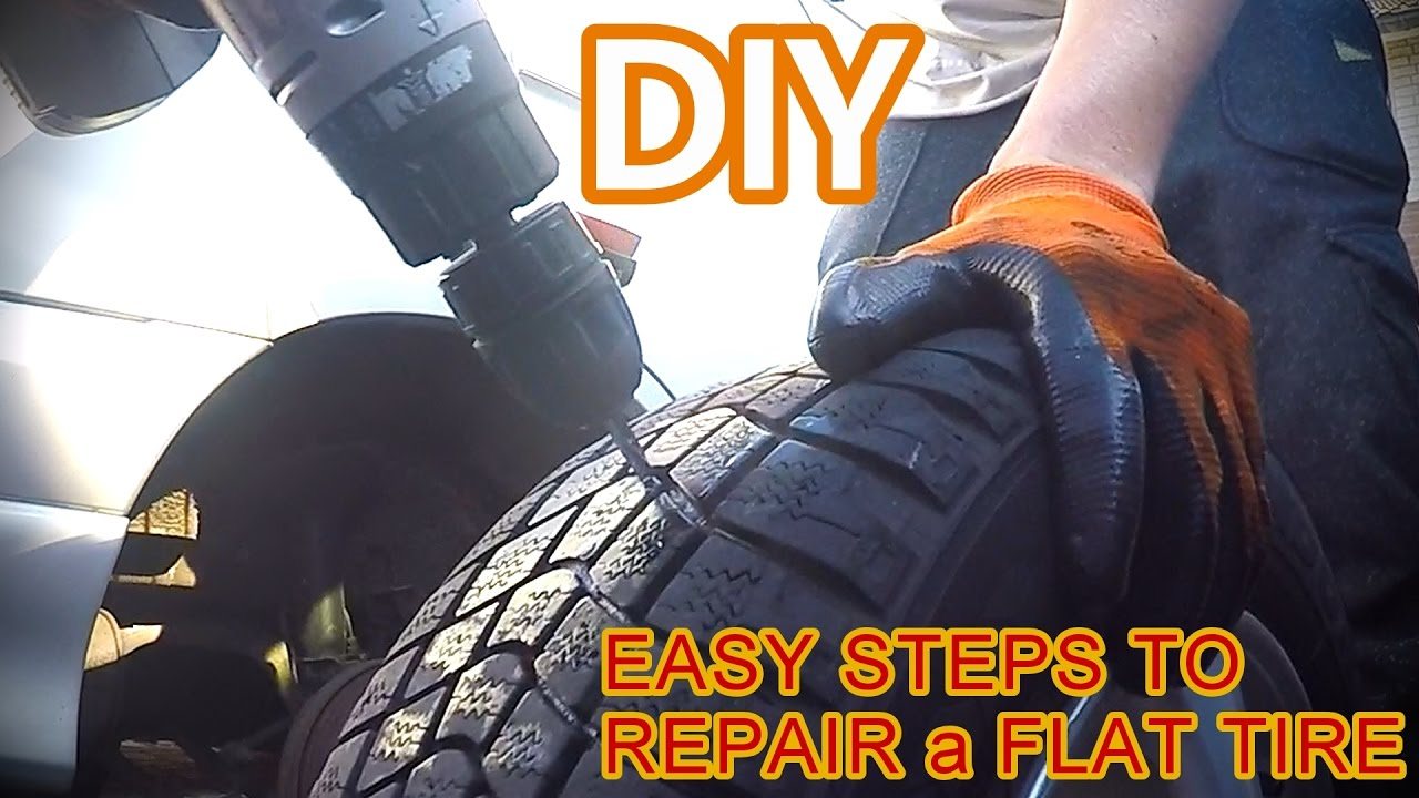 how-to do essay: how to repair a flat on a tire essay How to change a tire continue on to your destination, and have the flat tire repaired congratulations you've changed your tire.