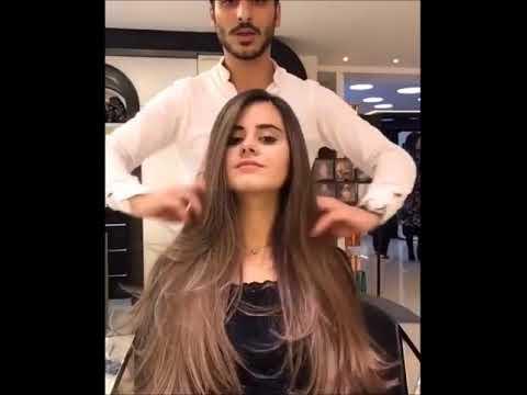 ТОП 10 Окрашивание волос | Модные стрижки 2018