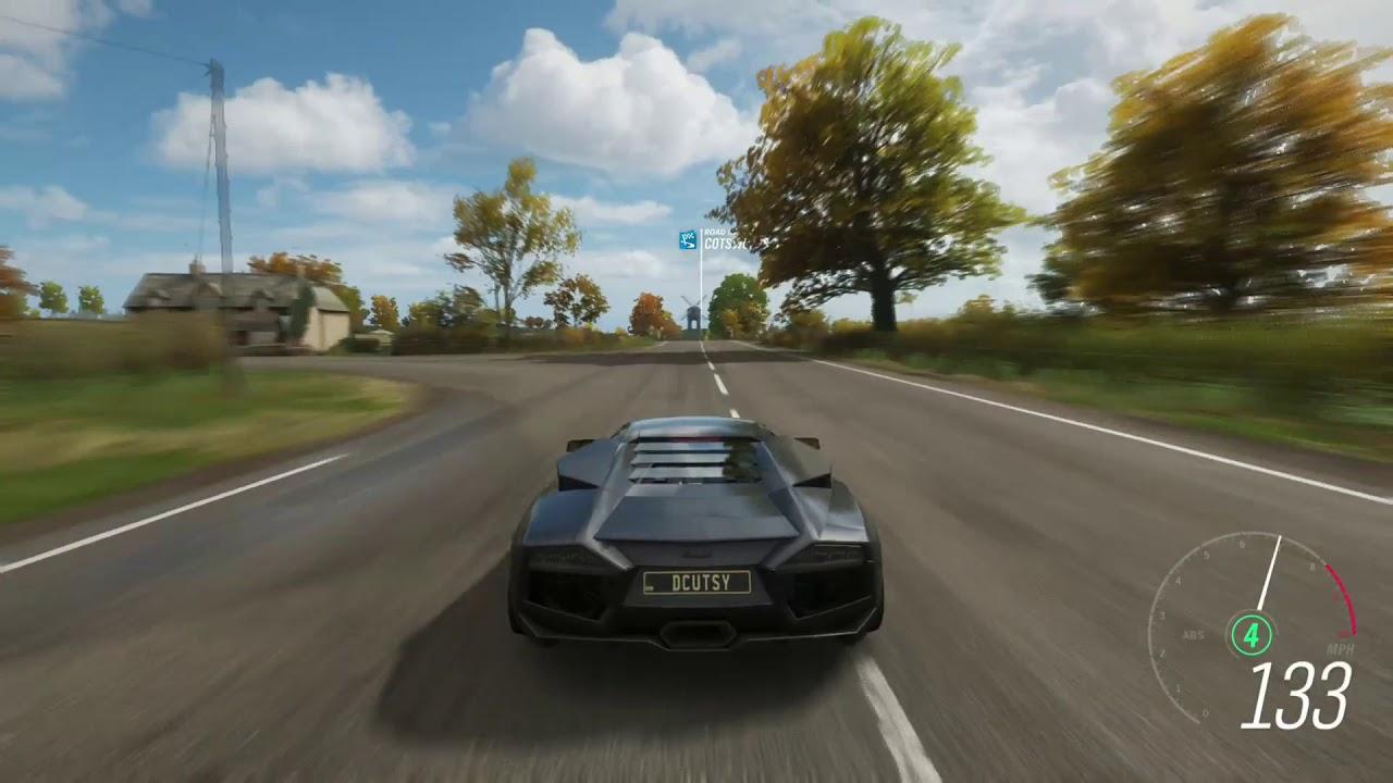 Forza Horizon 4 2008 Lamborghini Reventon Fe Youtube