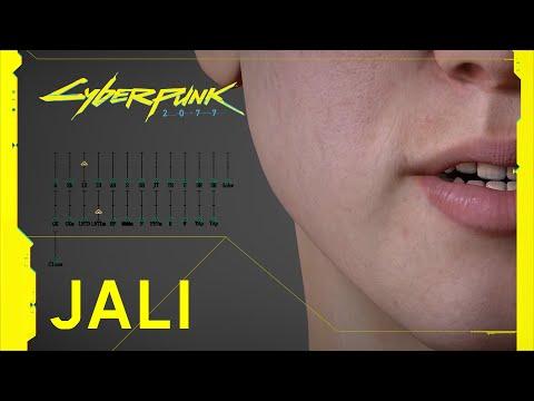 Cyberpunk 2077 — Behind the Scenes: JALI