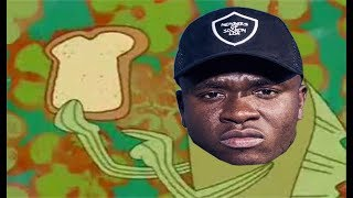 Big Shaq - Man Don't Dance but it's about toast
