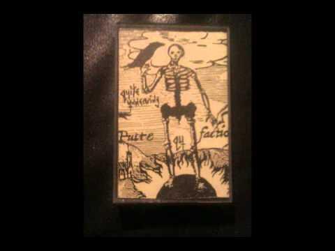 Quite Unnerving - Putrefaction (side 2) 1982 cassette-only