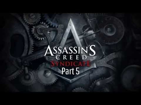 Assassin's Creed Syndicate Part 5 - Telegraph (PS4)