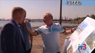 На счета Черноморского горсовета поступили средства на строительство моста