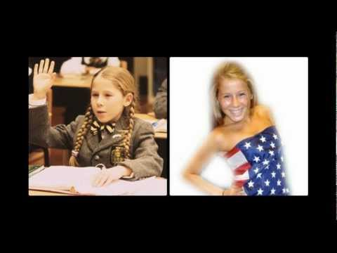 School Of Rock Cast - Then And Now