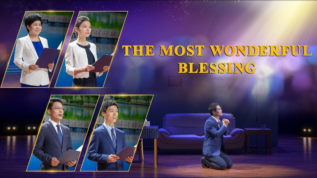 """The Judgement of God Is the Grace of God 