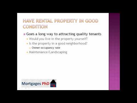 How to Find Good Quality Tenants for Your Rental Property