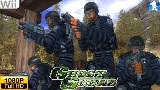Ghost Squad - Wii Gameplay 1080p (Dolphin GC/Wii Emulator)