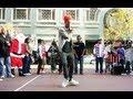 Turf aka Retro (America's Got Talent) Street Performance @ SF Downtown | Funk'd Up TV