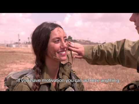 Women serving in the IDF