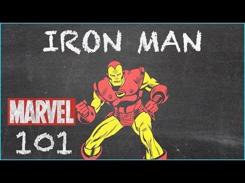Tony Stark Built a Suit of Armor - Iron Man - MARVEL 101