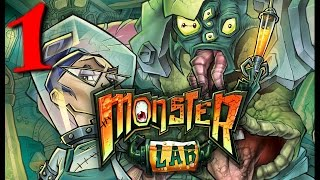 Let's play - Monster Lab [Wii] | Objectif 100% | Des combats ! #1