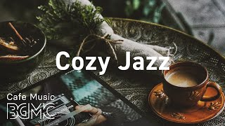 Cozy Jazz: Relax Monday Jazz Cafe Music - Elegant Instrumental Background - Coffee Time Jazz