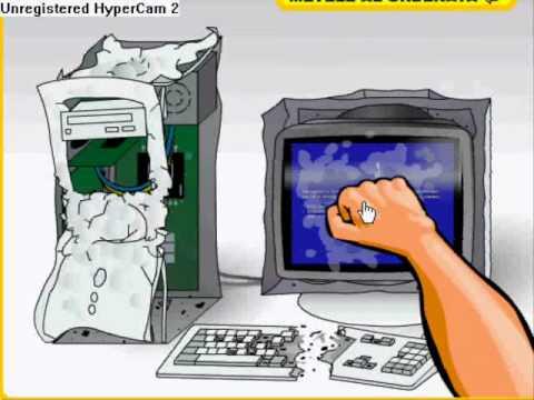 computer schrotten