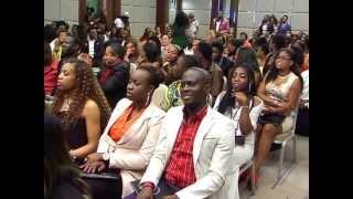 MISS AFRICA UKRAINE BEAUTY PAGEANTRY 2013 CLIP 1