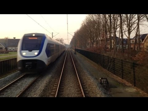 CABVIEW HOLLAND Rhenen - Utrecht Slt 2013