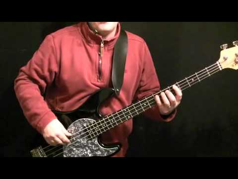 Learn How To Play Bass Guitar To Don