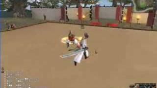 Blade Chronicle草薙鯖。 サウザー(皇国)VS冥土王サリー(新政府) 1...
