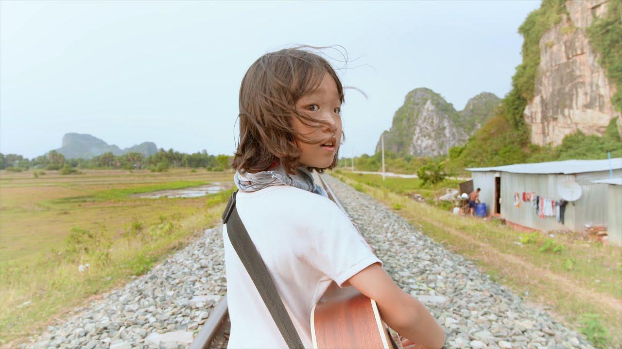생명 주께 있네 by 경하영 KYUNG, Hayoung (캄보디아어 찬양)