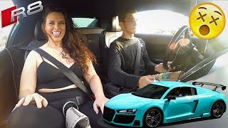 The Craziest Audi R8 Just Got CRAZIER!!
