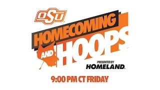 OSU Homecoming & Hoops 2015