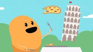"Dumb Ways to Die - New Update Europe - THE ""I FALL"" TOWER"