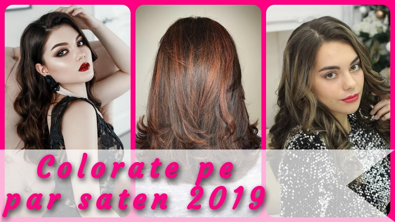 20 Modele Suvite Colorate Pe Par Saten 2019