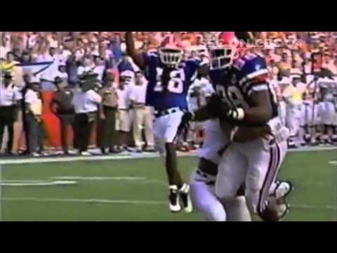 Florida-Tennessee 1997 Highlights: Peyton Never Beat Florida