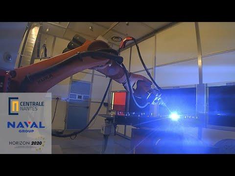 Projet européen H2020 RAMSSES - Centrale Nantes/Naval Group