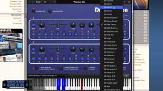 UVI Emulation II review part 2 - Drumulation