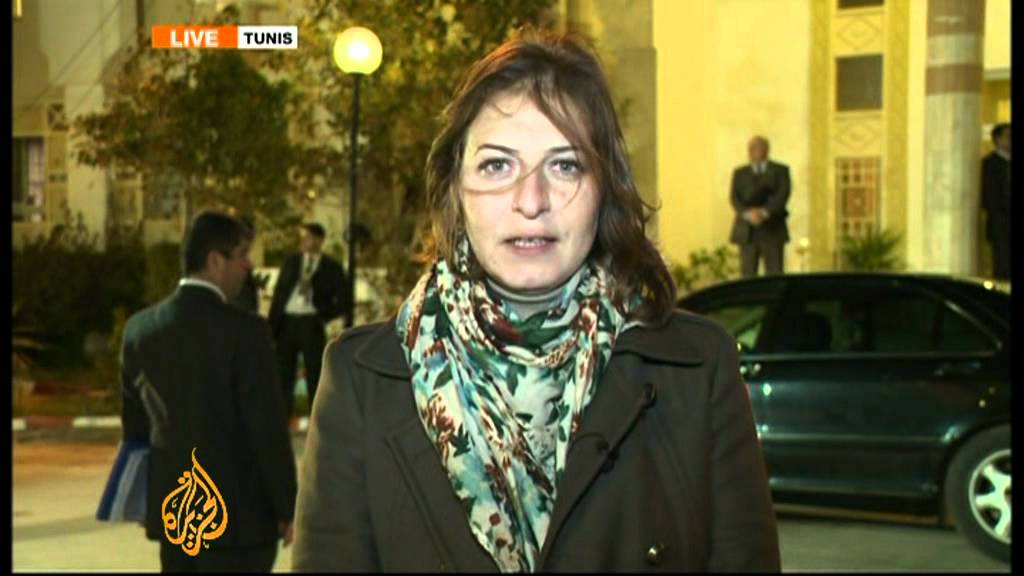Zeina Khodr Reports From Friends Of Syria Meeting Youtube