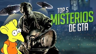 Top Misterios de Grand Theft Auto