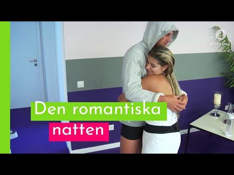Så var Johan och Sandras natt i Hideaway I Love Island Sverige 2018 TV4 Play