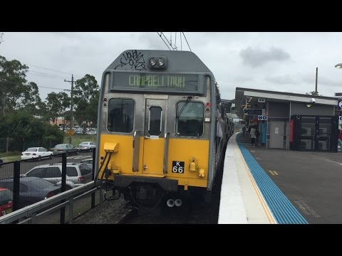 Sydney Trains Vlog 820: Quakers Hill Part 2