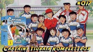 Captain Tsubasa - Die tollen Fußballstars (1983) - Komplettbox Unboxing
