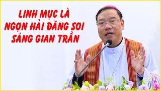 Bài giảng Hay - Linh mục là chính Chúa trong kiếp người