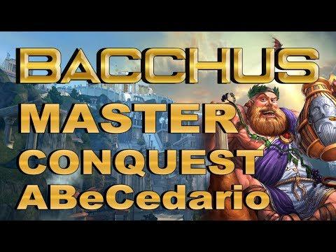 SMITE! Bacchus, Definitivamente no soy buen support...! Master Conquest Abecedario S4 #15