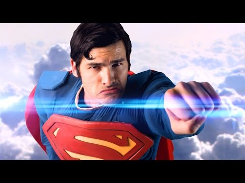 SUPERMAN RAP (Ft. EpicLLOYD of ERB)