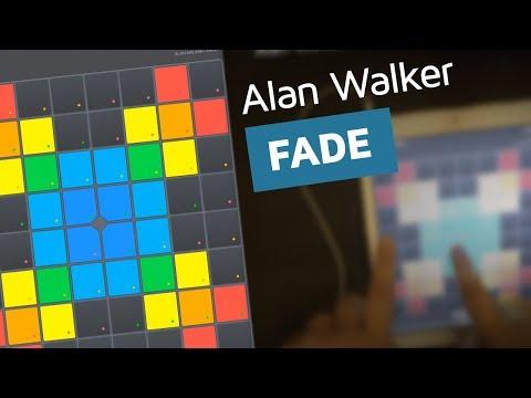 Super Pads Lights Fade Alan Walker Youtube