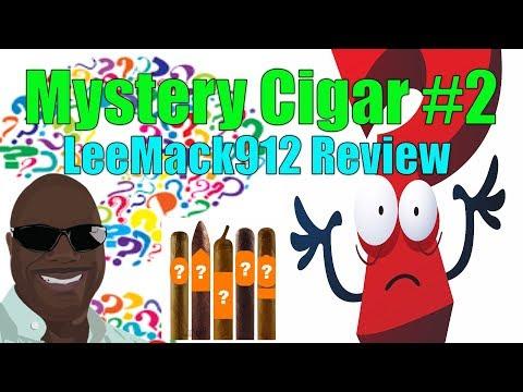 From Farm to Factory | LeeMack912 Reviews Mystery Cigar #2 | Ecuador Habano, CT Broadleaf, Nicaragua