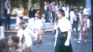 Huntingdon, Pa. parade circa 1959