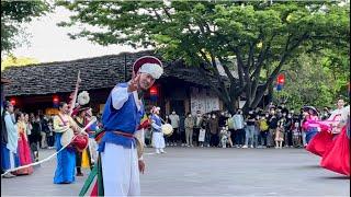 용인 한국민속촌 쁘이✌